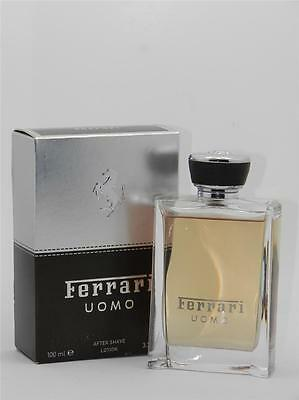 Ferrari Uomo After Shave Lotion 3.3 fl oz 100ml New With Box
