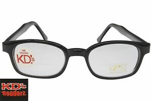4122b6e82b3 Image is loading KD-039-s-Readers-Bifocal-Glasses-Readerz-Clear-