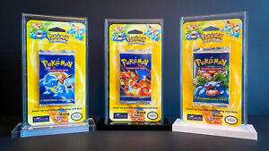 Pokemon-Booster-Blister-Pack-Acrylic-Display-Case-WOTC-YUGIOH