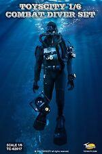 TOYS CITY Combat Diver Set 1/6 TC 62017 (NO BODY & HEAD)