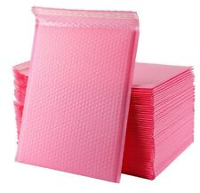 Shipping Bubble Mailers Poly Mailing Padded Envelopes Bags Any Size 11 Colors