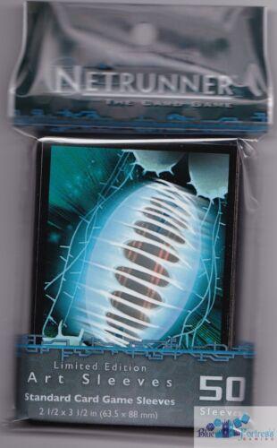 ANDROID NETRUNNER CARD SLEEVES DECK PROTECTORS *SNARE* FOR MTG NETRUNNER