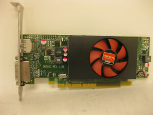 Dell-ATI-Radeon-HD8490-1GB-GDDR3-PCI-E-2-0-X16-Video-Card-7W12P-Full-Height-Card