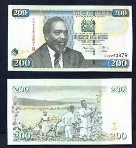 KENYA-2010-200-Shillings-UNC-Banknote