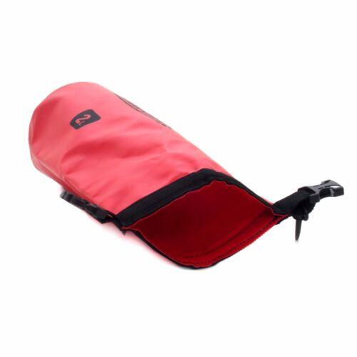 2L-20L Rot PVC Wasserfest Drybag Sack Kanu Schwimmend Bootfahren Kajakfahren Kajaks