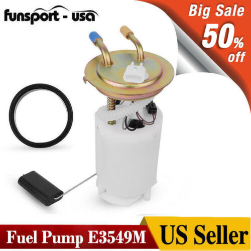 E3549M Fuel Pump for 2002 2003 2004 Chevy Trailblazer Envoy SSR Bravada fits