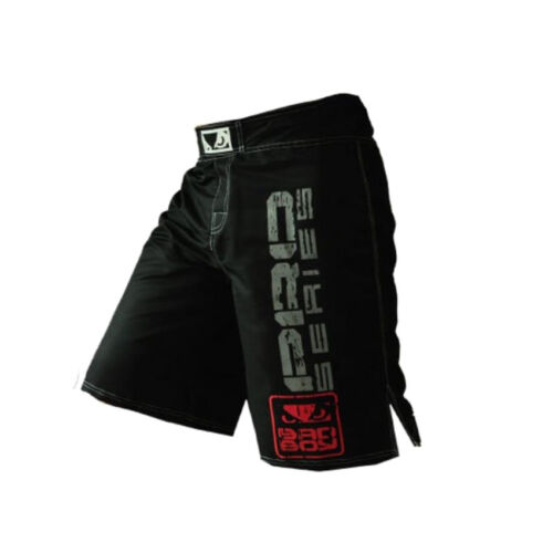 MMA Fight Shorts Muay Thai Grappling Kick Boxing Martial UFC Cage Fight Shorts