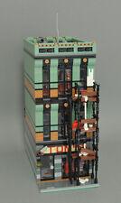 Hardware modulare Store recipe per LEGO (si adatta a 10197 10211 10224 10218)