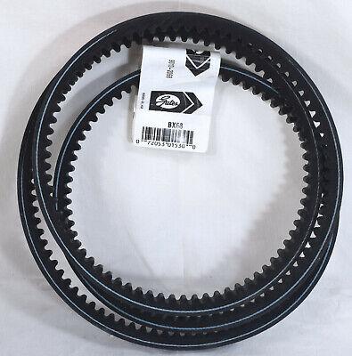 "BX 73 Cogged V Belt 5//8/"" x 76/"" Belt Outside Diameter BX73 Belt"