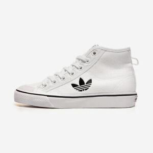 Adidas Nizza Hi,High-Top WHITE Fashion