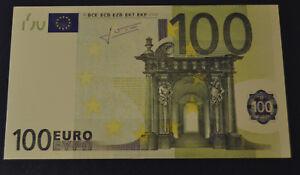 100-Euro-Banknote-Geldschein-mit-Zertifikat-24k-Goldschein-neu-Farbapplikation