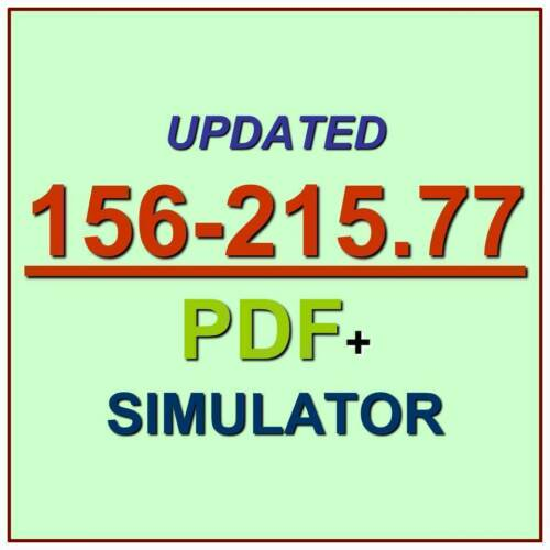 Check Point Administration CCSA GAiA R77 Test 156-215.77 Exam QA PDF+Simulator