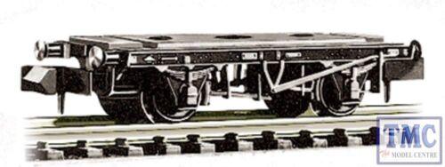 NR-121B Peco N Gauge BrakeVan Chassis Kit l0ft Wheelbase steel type solebars