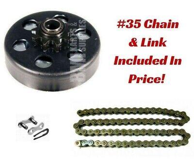 """Usa Clutch #35 Chain For Predator Engine 212Cc Hemi Non-Hemi Max Torque 3//4/"""""""