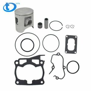 Piston-Rings-Gasket-O-Ring-For-Set-Fit-Yamaha-Yz-125-YZ125-1998-2001