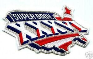 96aa351aa Image is loading SUPER-BOWL-XXXVI-SUPERBOWL-36-PATCH-PATRIOTS-RAMS-