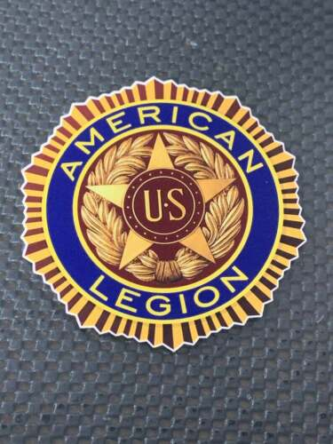 American Legion Decal