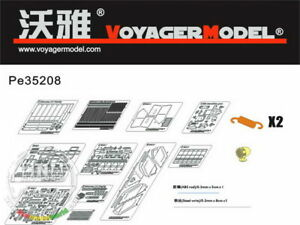 Voyager-PE35208-1-35-WWII-M4A1-Mid-Version-Detail-Set-for-Tasca-kit-35010