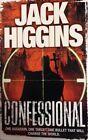 Very Good 0007926197 Paperback Confessional Higgins Jack