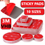 3M-DOUBLE-SIDED-STICKY-PADS-ROLL-TAPE-STRONG-VERY-HIGH-BOND-SELF-ADHESIVE-TAPE miniature 1