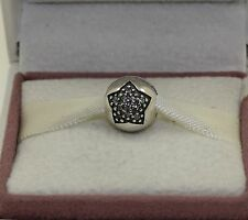 "AUTHENTIC PANDORA""YOU'RE A STAR, CLEAR CZ No.791056CZ  #757"