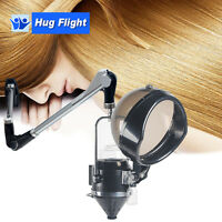 Wall Mount Arm Timer Hair Hood Steamer Color Processor Conditioning Moisturize