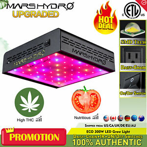 Mars-Hydro-ECO-300W-LED-Grow-Light-Hydroponics-Veg-Bloom-Indoor-Plant-Lamp-IR