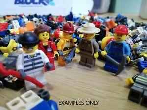 LEGO-X5-QTY-MINIFIGURE-CREATIVITY-PACK-MIX-CITY-MINIFIGURES-ACCESSORIES
