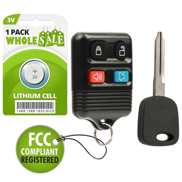 Replacement For 1998 1999 Ford Explorer Key Fob Remote