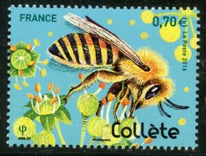 Style De Mode Stamp / Timbre France N° 5051 ** Faune / Abeilles Solitaires