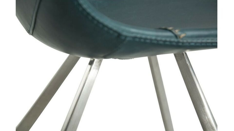 Spisebordsstol, Kunstlæder, Dan Form