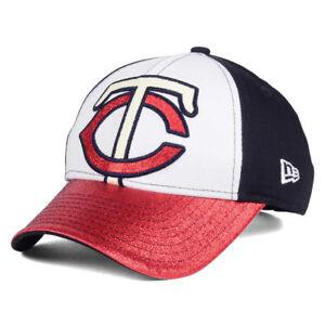 070dc3dfb Details about Minnesota Twins New Era MLB Kid's JR. Shimmer Shine Baseball  Cap Hat Youth TC MN