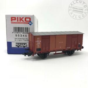 PIKO-95345-CARRO-merci-chiuso-F-FS-ep-III-NUOVO