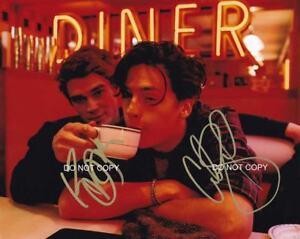Cole Sprouse & KJ Apa Riverdale TV Show Reprint Signed Autographed 8x10 Photo #1