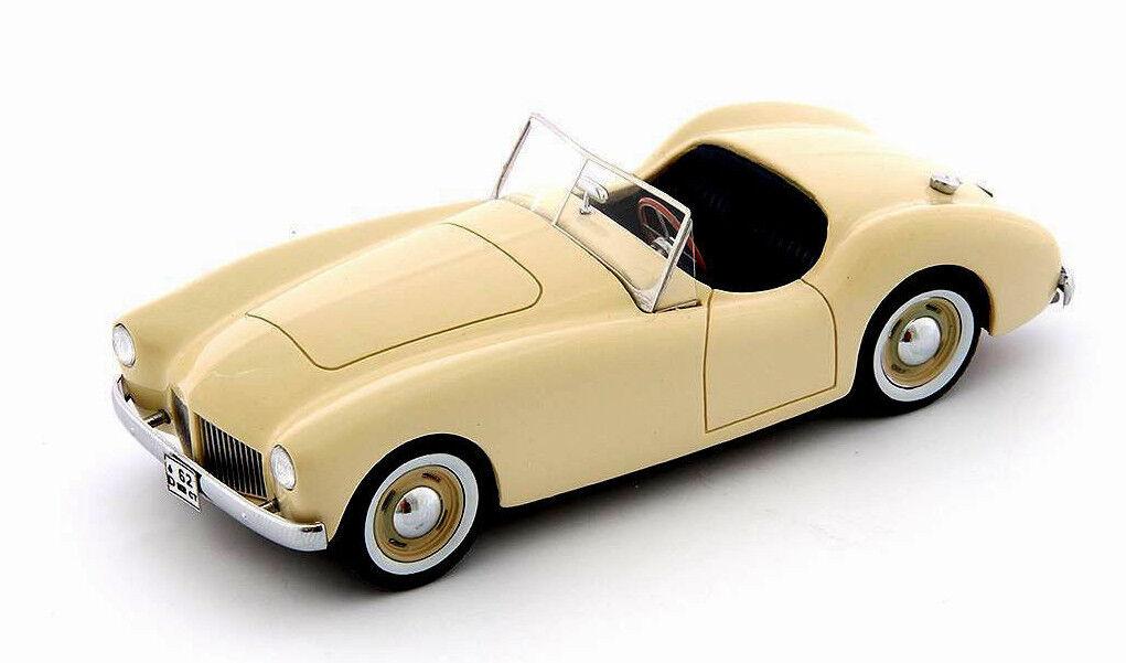 Merveilleux MODELCAR glasspar G2 roadster 1952 (USA) - crème - 1 43 - Ltd Ed.
