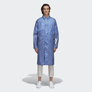 41613e5957eb7 Image is loading adidas-Originals-NMD-Long-Coach-Jacket-men-Blue-