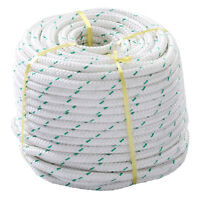 3/7 X 150' Double Braid Polyester Rope Sling 5900lbs Breaking Strength on sale