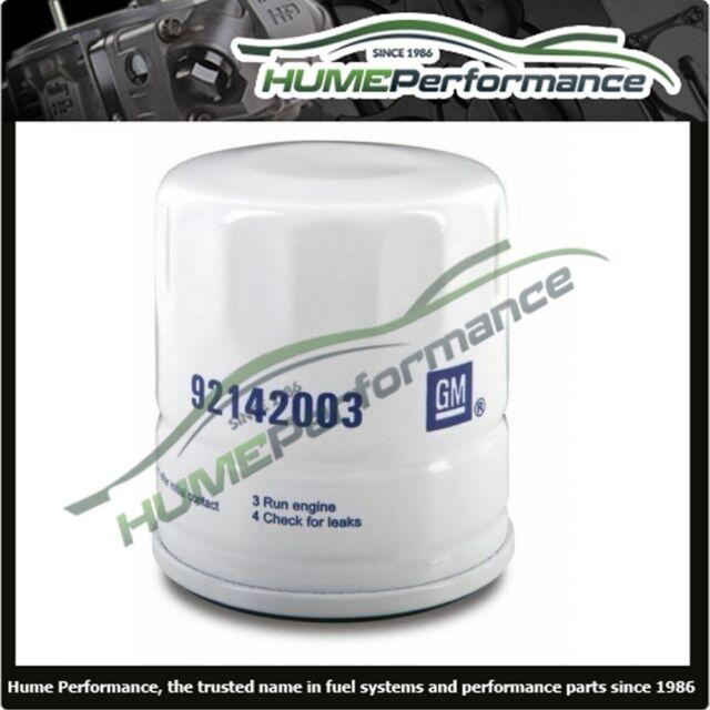 GENUINE HOLDEN OIL FILTER V6 3.6L COMMODORE VN VP VR VS VT VX VY 92142003 Z154