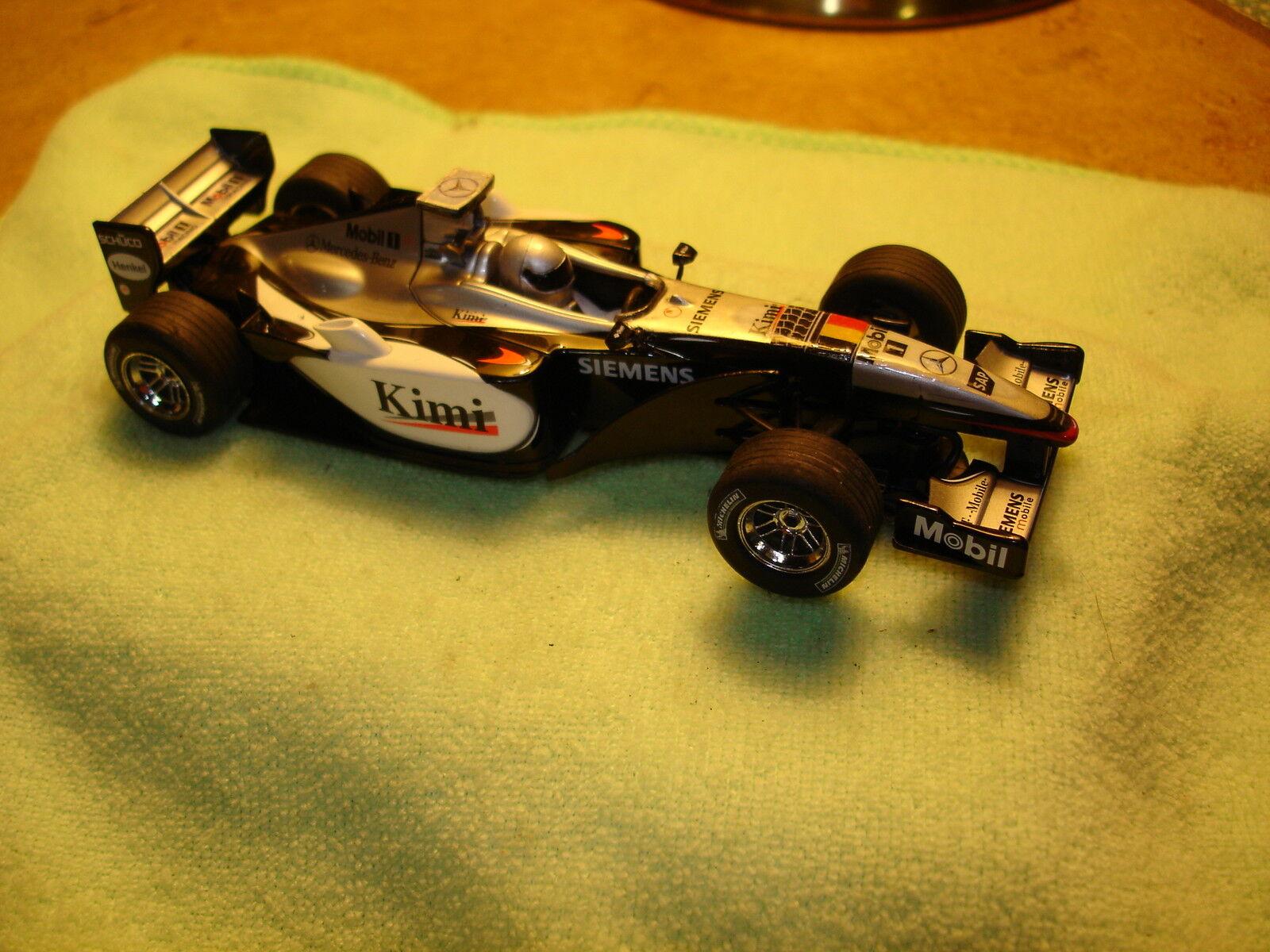 Scalextric McLaren Mercedes MP4-16 ranura de coche 1 32.