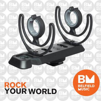 Rode SM3-R Suspension Shotgun Shoe Shock Mount Microphone Mic Camera w/  Rycote | eBay