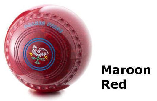 DRAKES PRIDE FLAT GREEN XP MAROON & RED  B3244C