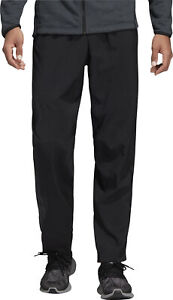 adidas-ClimaCool-Mens-Training-Pants-Black-Joggers-Tapered-Gym-Workout-Sweatpant