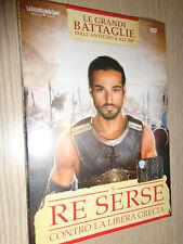 DVD N°9 LE GRANDI BATTAGLIE DALL´ANTICHITA´ ALL´800 RE SERSE CONTRO LA GRECIA