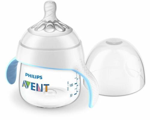 Philips Avent Trinklernbecher mit Natural-Sauger SCF262//02 Anti-Kolik System,