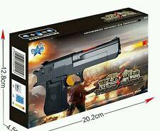 Pistola de juguete para niños bala pistola pistola de bala suave de agua