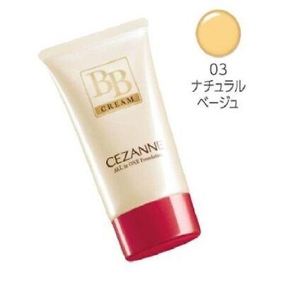 F/S JAPAN CEZANNE BB Cream 03. Natural Beige