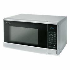 Sharp Mikrowelle 20L 800 Watt R 270S 10 Leistungsstufen