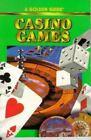 Casino Games by Bill Friedman (1995, Paperback, Unabridged)