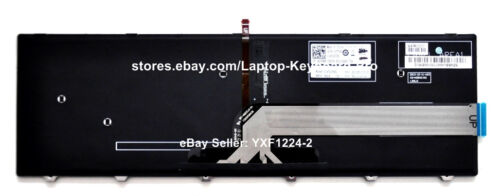 Keyboard for Dell Inspiron 15 7000 Series 15-7559 7559 US Backlit