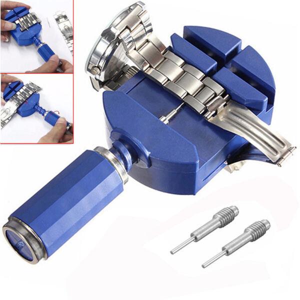 100% QualitäT Uhrenarmband Link Pin Remover Strap Adjuster Reparatur Uhrmacher Werkzeug De Xw Warmes Lob Von Kunden Zu Gewinnen
